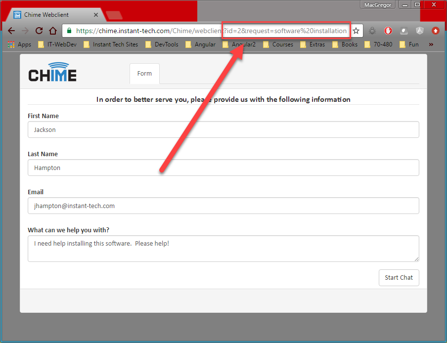 how to get skype id url