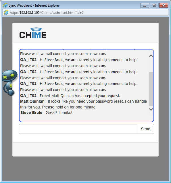 Tour chime for lync skype for business 1844330 yelopaper Gallery