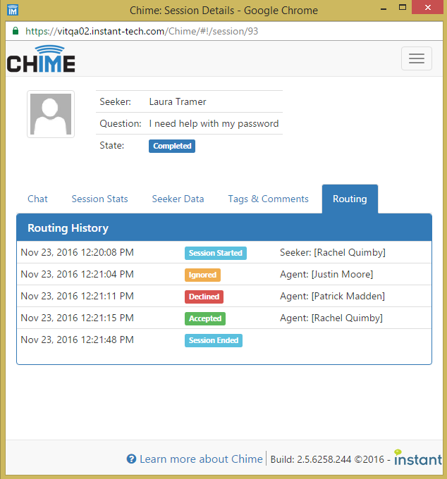 Release Notes | Chime for Lync / Skype for Business